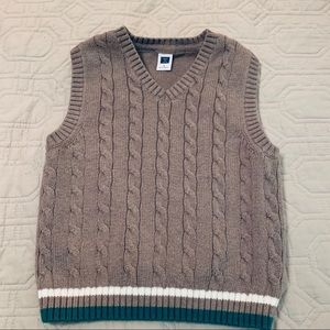 Janie and Jack 2T boys sweater vest
